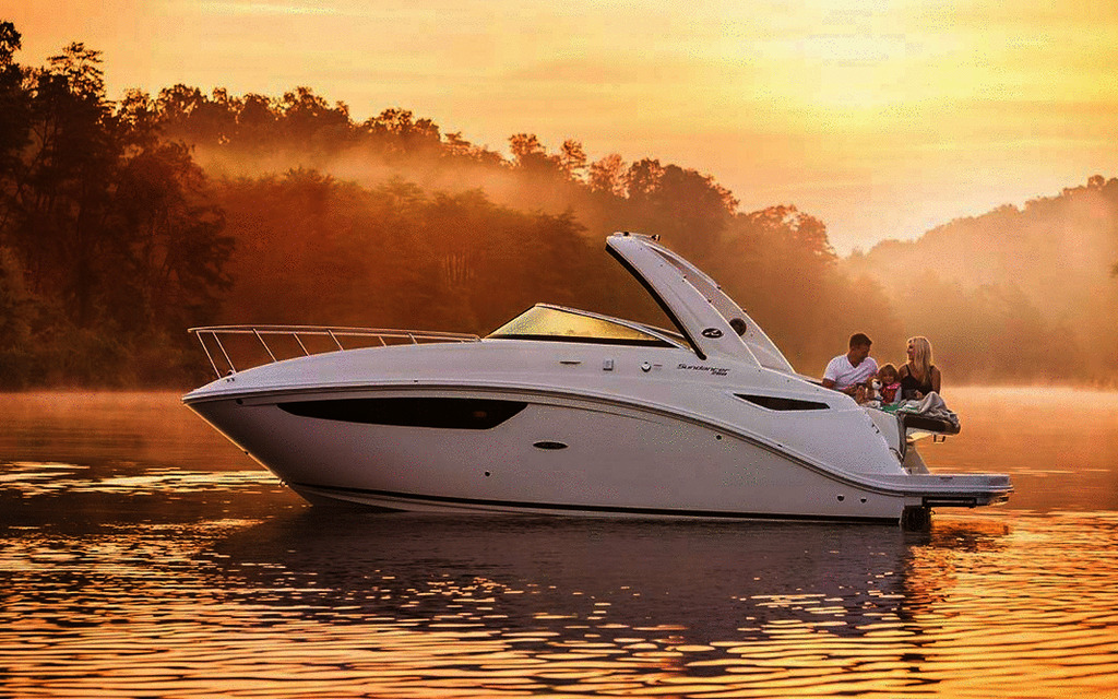 Sea Ray discontinue Sport yacht and Yacht models - News