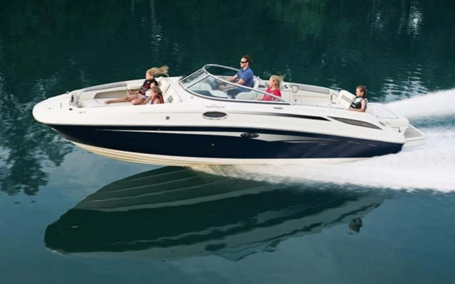 The Boat Guide - Boat tests and reviews of power boats