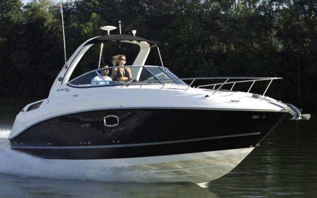 Sea Ray Boat >> 2011 Sea Ray Sundancer 260 - Tests, news, photos, videos and wallpapers - The Boat Guide