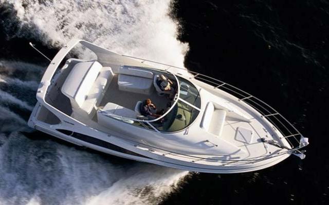 2011 Carver 36 Mariner