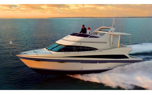 2011 Carver 41 Cockpit Motor Yacht