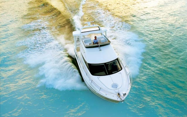 2011 Carver 47 Motor Yacht