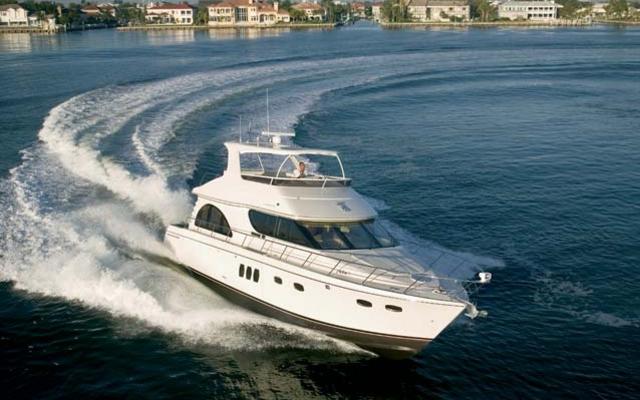 2011 Carver 52 Voyager