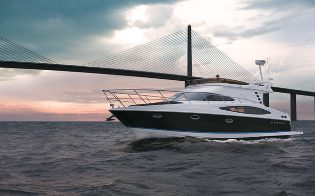 2011 Regal 4080 Sportyachts