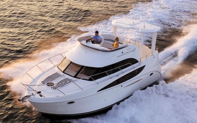 Meridian 368 Motoryacht 2011