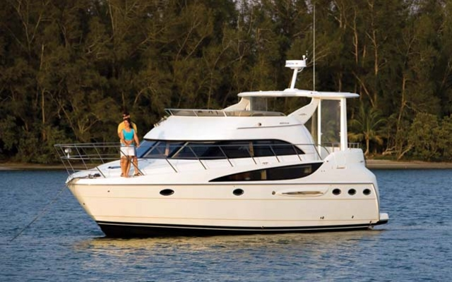 Meridian 408 Motoryacht 2011