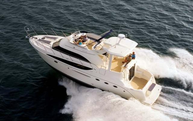 Meridian 459 Motoryacht 2011