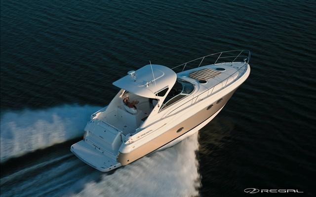 2011 Regal 38 Express Sportyachts