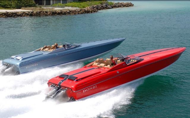 Donzi 38 ZR Competiton 2011