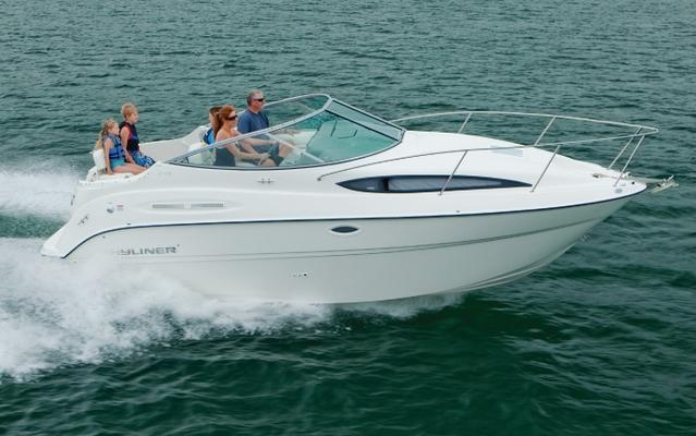 Bayliner 245 SB 2011