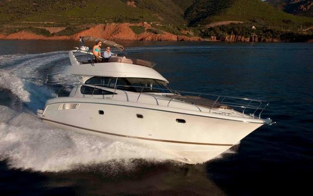 2011 Prestige 440