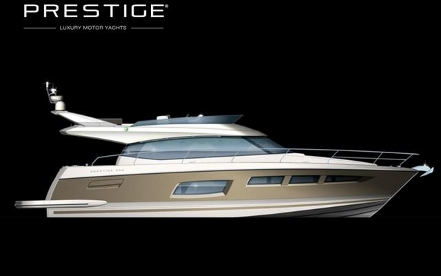 2011 Prestige 550