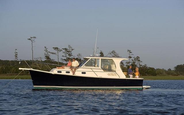 Mainship 355 Pilot 2012