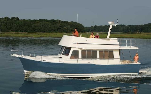 Mainship 414 Trawler 2012