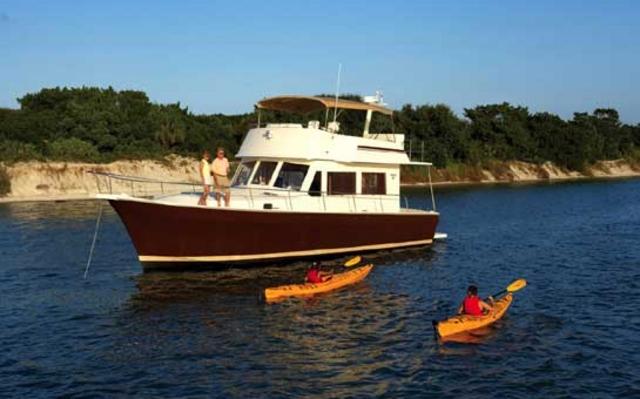 Mainship 479 Trawler 2012