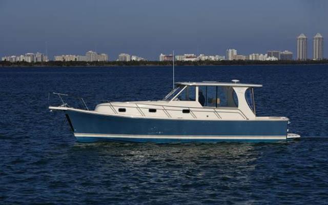 Mainship 389 Pilot 2012