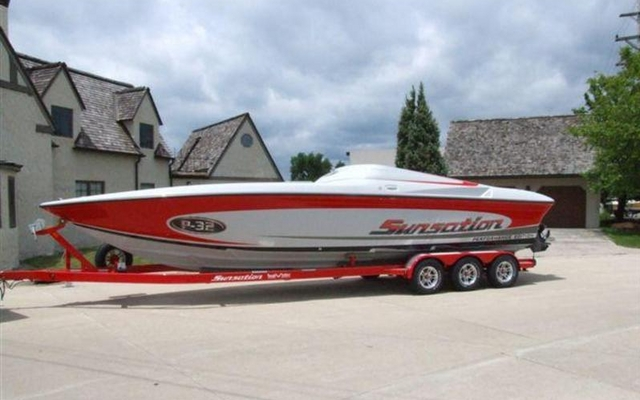2012 Sunsation 32 S - Tests, news, photos, videos and