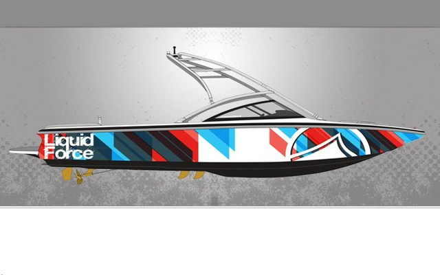 Moomba Liquid Force LSV 2012