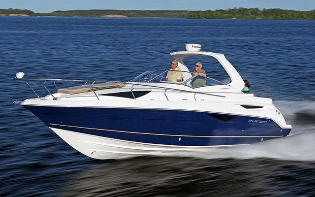 larson boat owners manual
