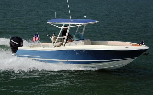 2012 Chris-Craft Catalina 26 - Tests, news, photos, videos