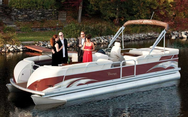 2011 Southland Champagne SX 2686
