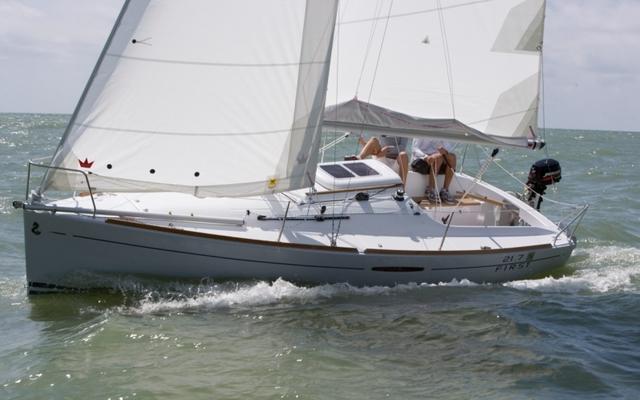 2012 Beneteau First 21.7S