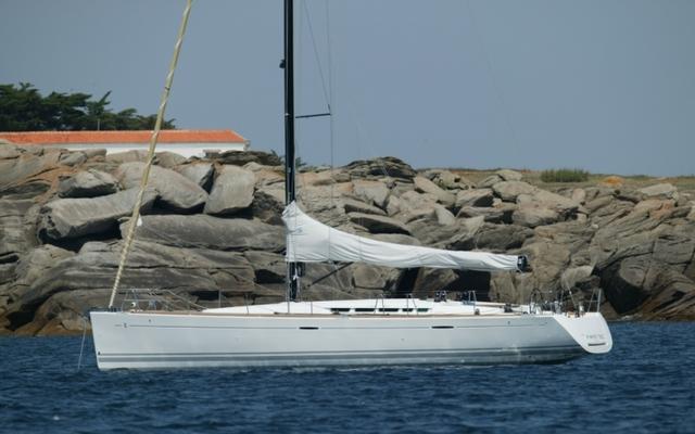 2012 Beneteau First 50