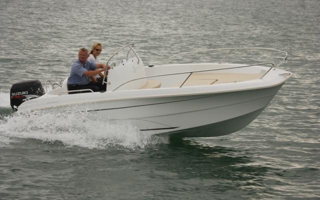 2012 Beneteau Flyer 550 Open
