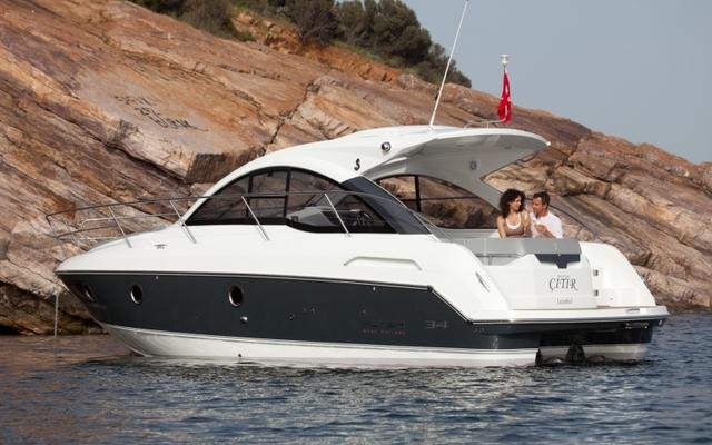 2012 Beneteau Flyer Gran Turismo 34