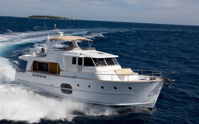 2012 Beneteau Swift Trawler 52
