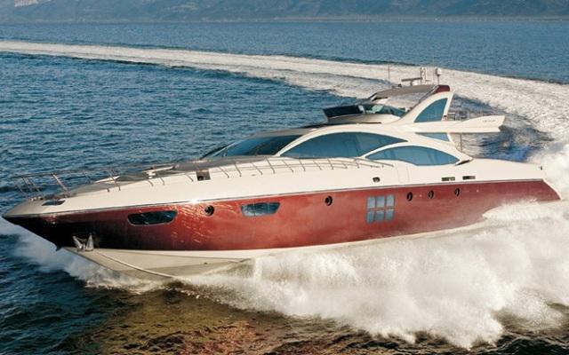 2012 Azimut 103SL