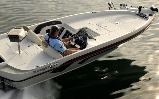 Ranger Z518 Intracoastal 2012