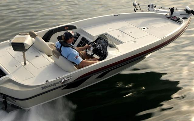Ranger Z518 Intracoastal 2012