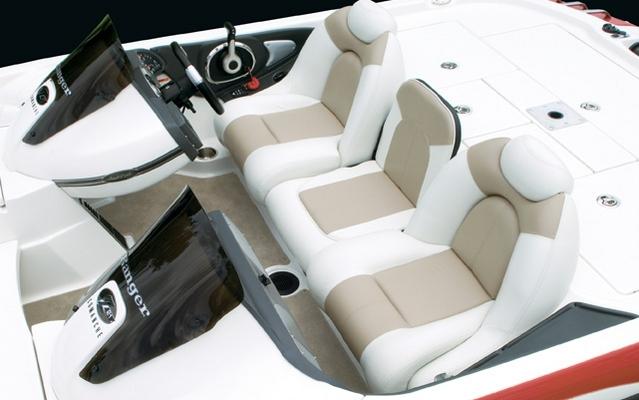 Ranger Z21 Intracoastal 2012