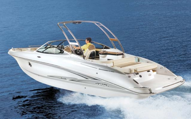 2012 Doral 265 Bow Rider