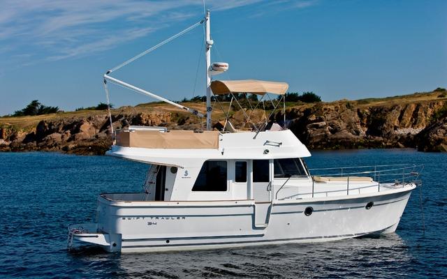 2013 Beneteau Swift Trawler 34
