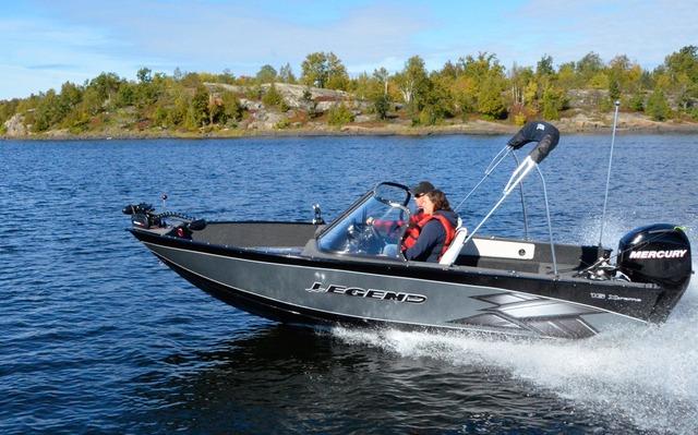 Legend Boats 16 Xtreme 2013