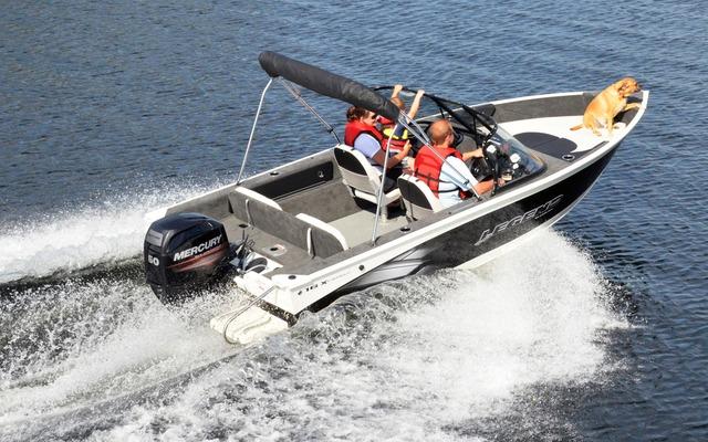 Legend Boats 16 Xcalibur 2013