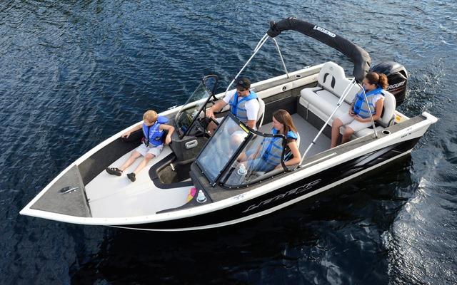 Legend Boats 18 Xcalibur 2013