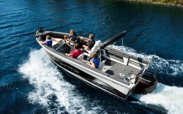 Legend Boats 20 Xcalibur 2013