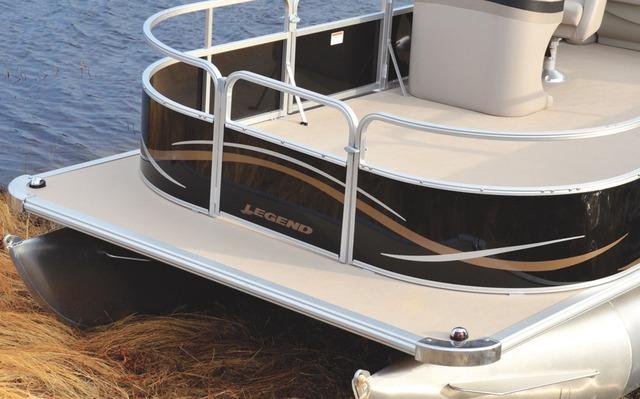 Legend Boats 20 Transporter 2013