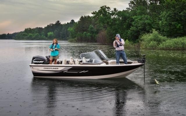 2014 Crestliner 1950 Sportfish