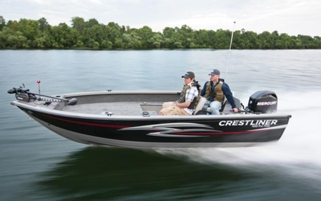2014 Crestliner 1650 Pro Tiller - Tests, news, photos, videos and