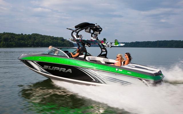 2014 Supra 242 Launch