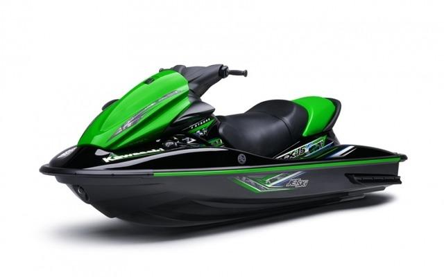Kawasaki STX-15F 2014