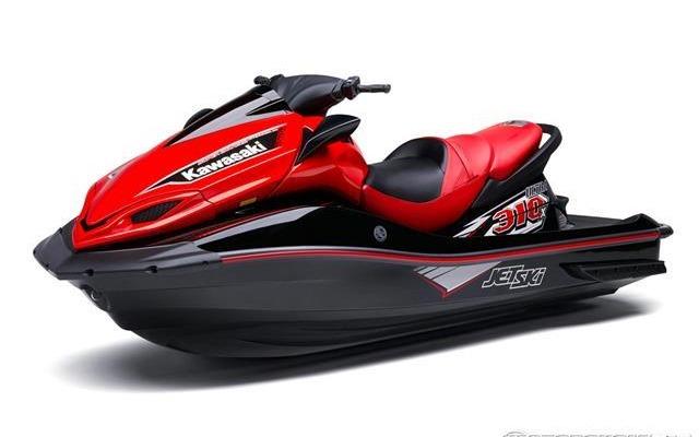 Kawasaki Ultra 310X SE 2014