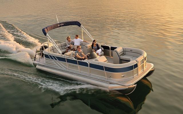 South Bay Pontoon 520CR/CR B/CR TT 2014
