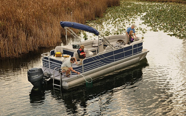 2014 south bay pontoon 522 cr cr tt tests, news, photos, videos Bayliner Wiring Diagram