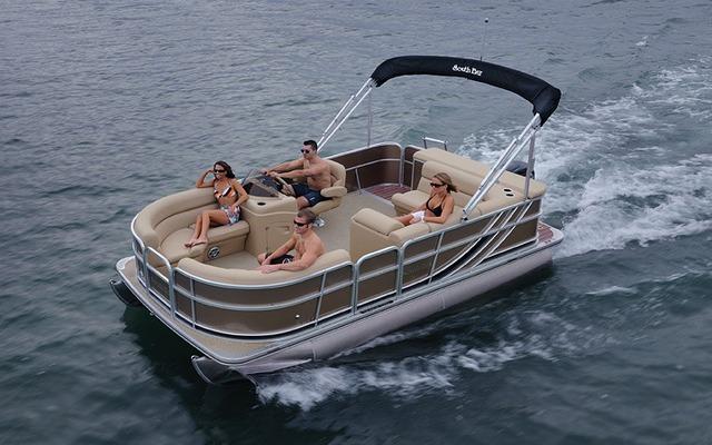 South Bay Pontoon 424CR/CR A 2014