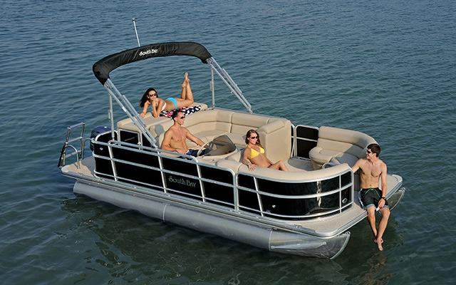 South Bay Pontoon 24RS/RS A 2014